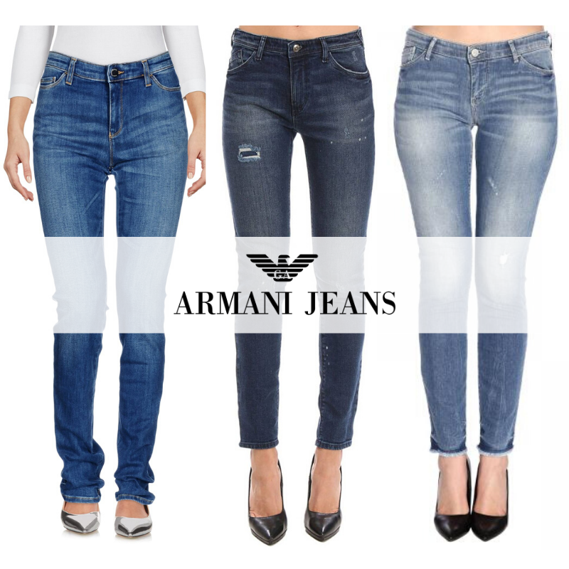 ARMANI JEANS WOMEN JEANS MIX - 28,90 €/PC