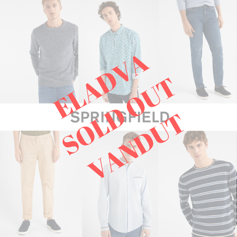 SPRINGFIELD HOMME MIX -  4,50 EUR/PC