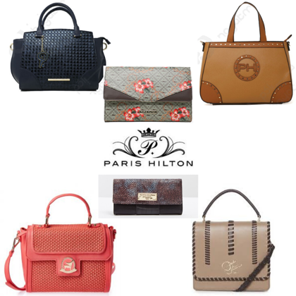 PARIS HILTON BAGS COLLECTION - FROM 9,15 €/PC