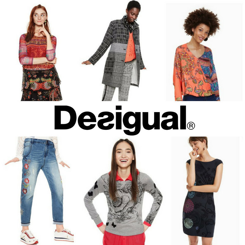 DESIGUAL WOMEN'S COLLECTION LATEST OFFERS Fashion Stock