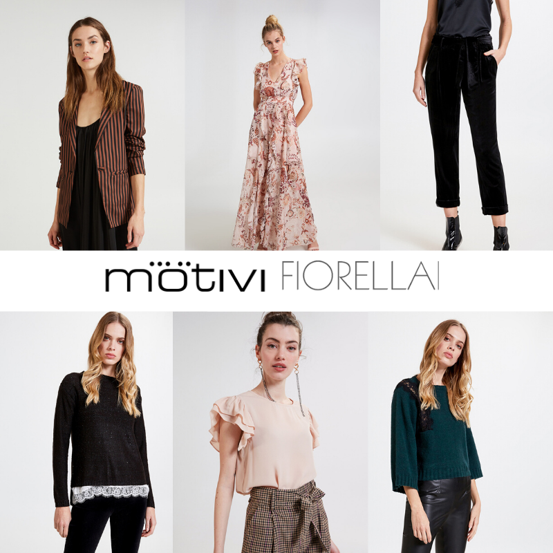 WOMENS COLLECTION MÖTIVI FIORELLA - FROM 4,60 EUR / PC