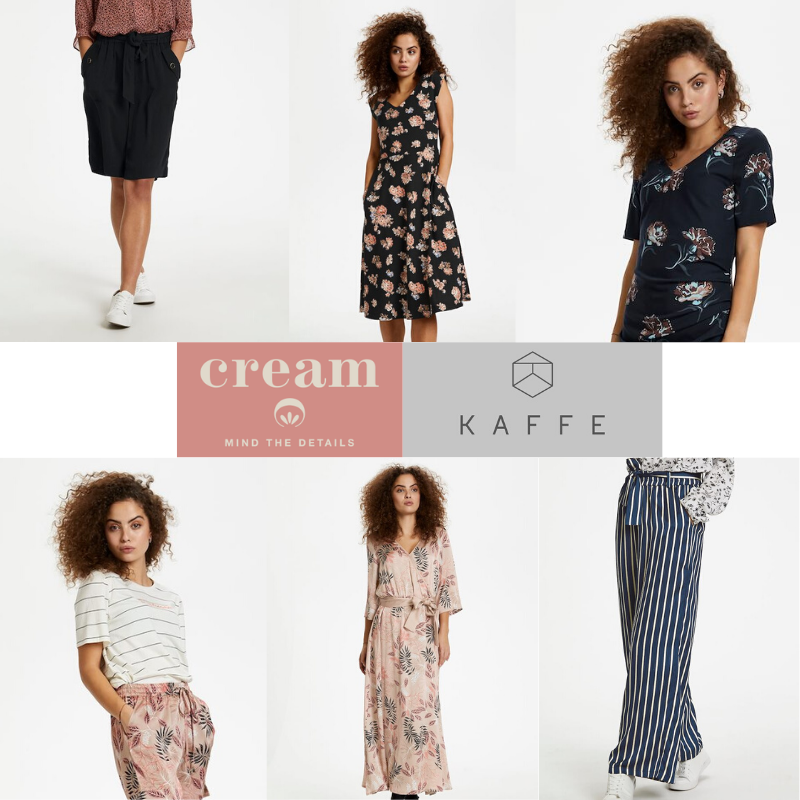 CREAM & KAFFE WOMEN MIX - FROM  4,75 €/PC