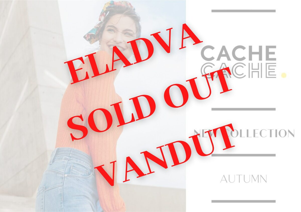 CACHE CACHE WOMEN'S COLLECTION - FROM 2,75 EUR / PC