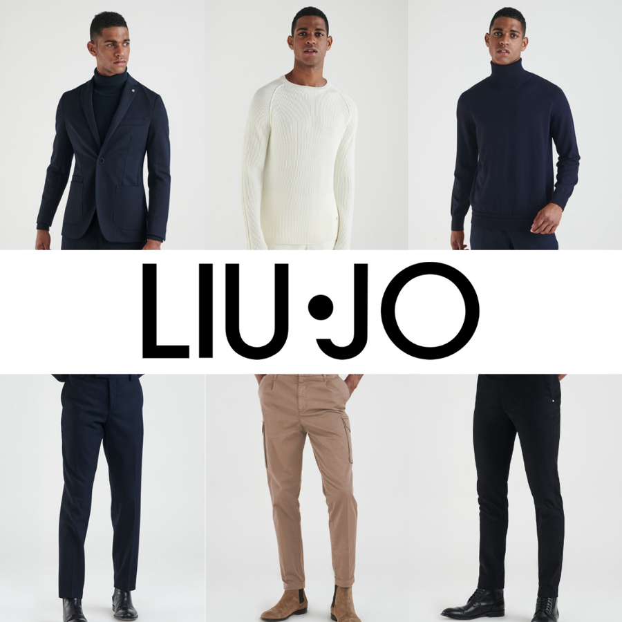 LIU JO MEN'S AUTUMN-WINTER COLLECTION - 11,95 € / PC
