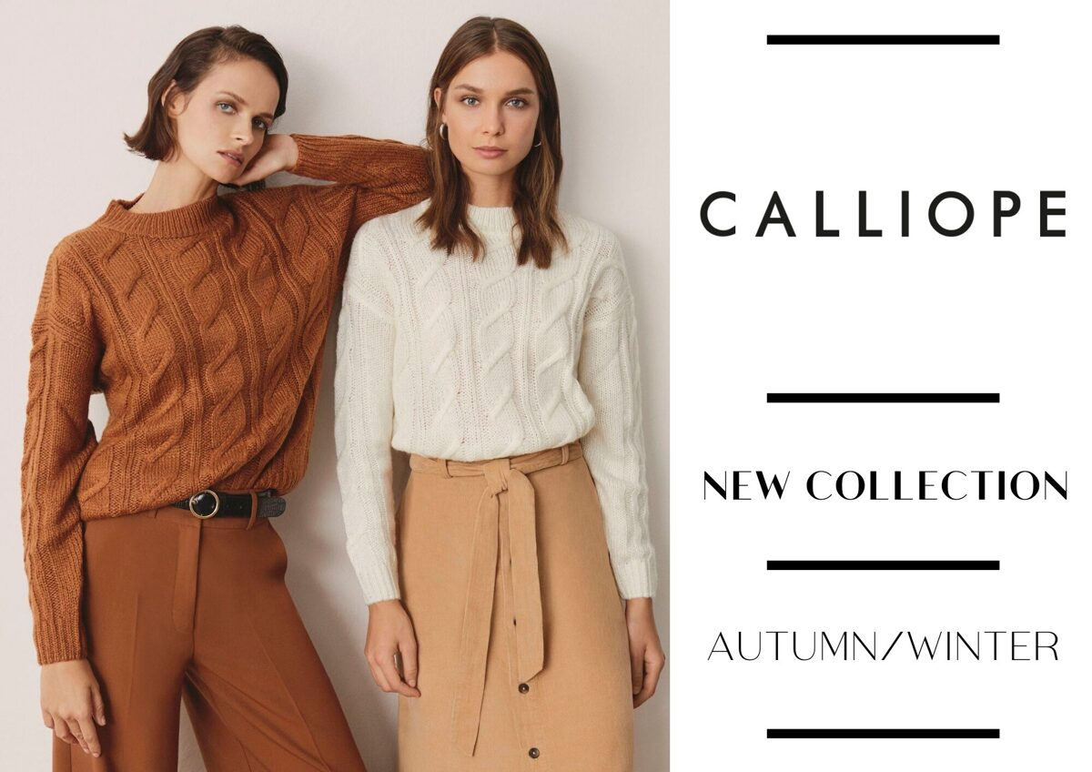 CALLIOPE WOMEN'S COLLECTION - FROM 1,45 EUR/PC
