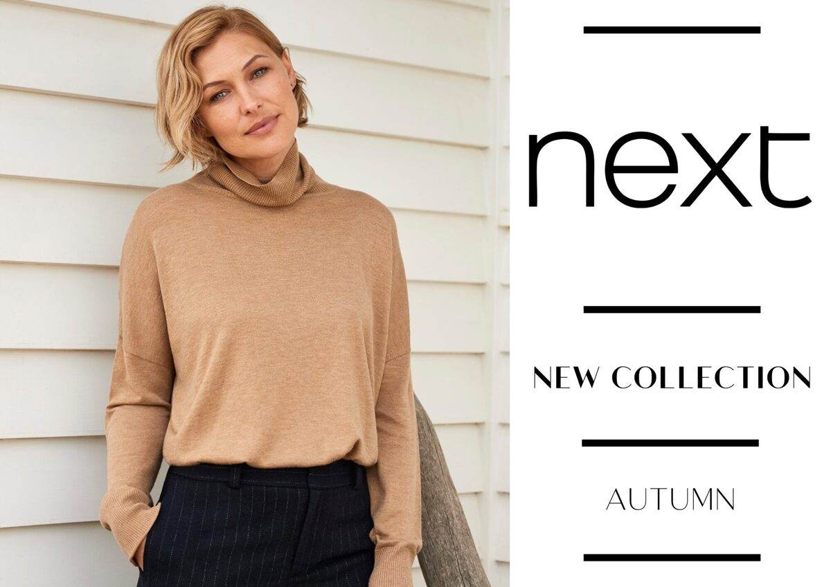 NEXT WOMEN'S COLLECTION - FROM 2,65 EUR/PC