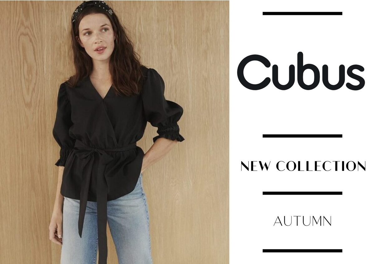 CUBUS WOMEN'S AUTUMN COLLECTION - FROM 2,30 EUR / PC