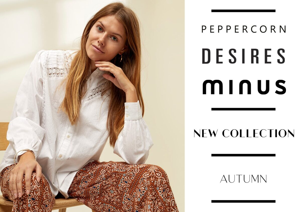 WOMEN'S AUTUMN MIX - FROM 5,60 EUR / PC