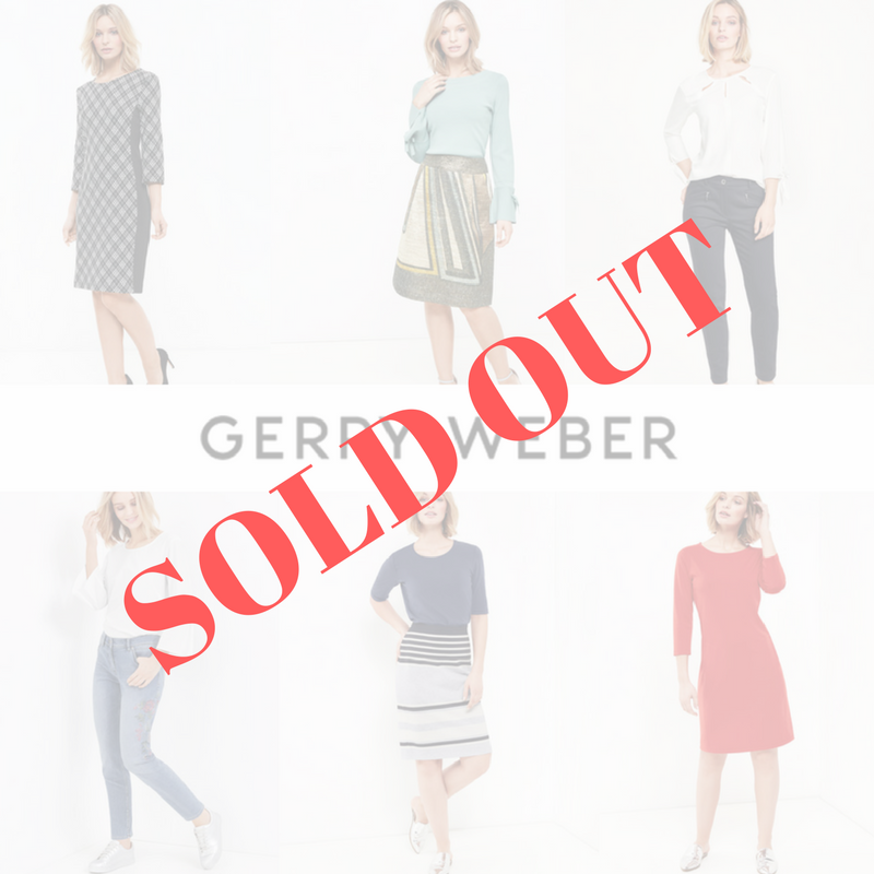 Gerry Weber women's collection - 5.50 €/pc