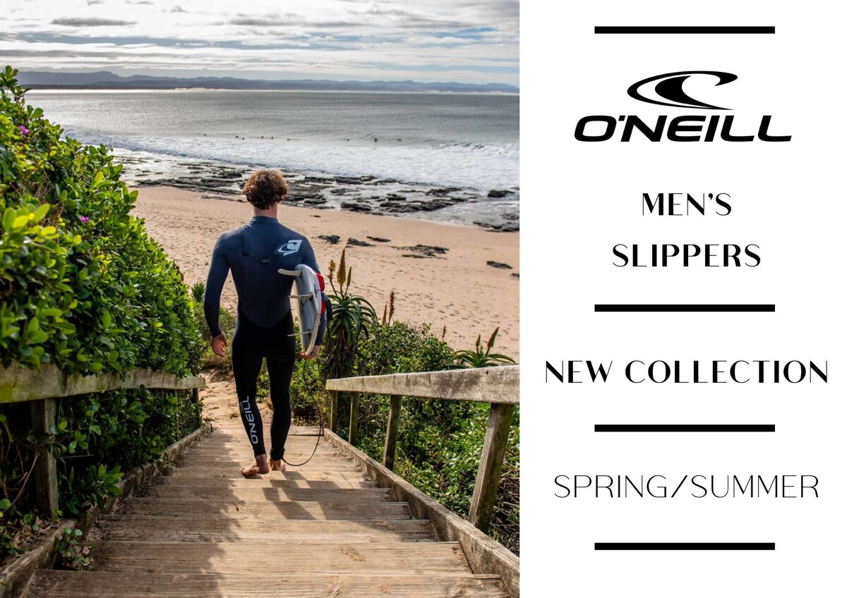 O'NEILL MEN'S SLIPPERS MIX - FROM 3,90 EUR /PAIR