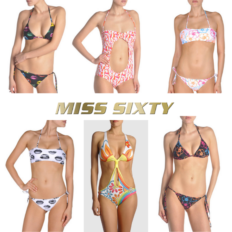 MISS SIXTY SWIMWEAR - 6,95 EUR/PC