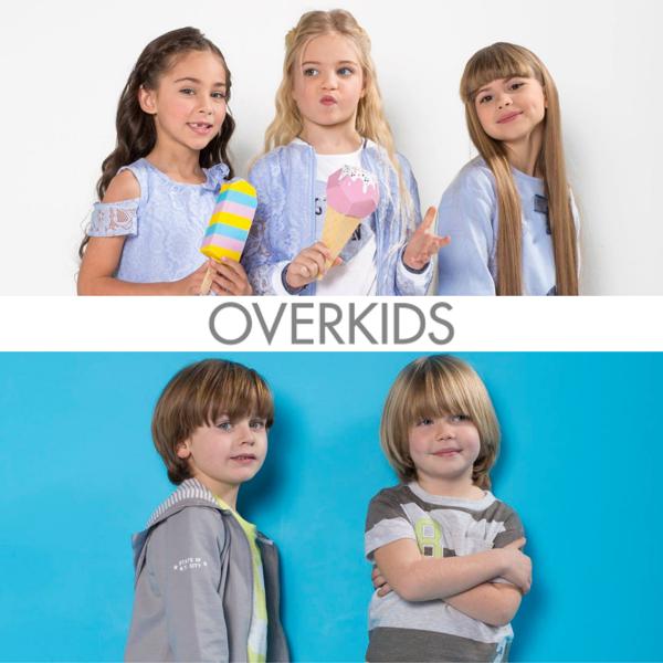OVERKIDS MIX - OD 2,80 €/KOM