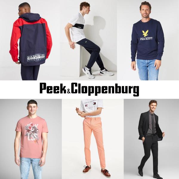 PEEK & CLOPPENBURG FÉRFI KOLLEKCIÓ - 6,90 EUR / DB