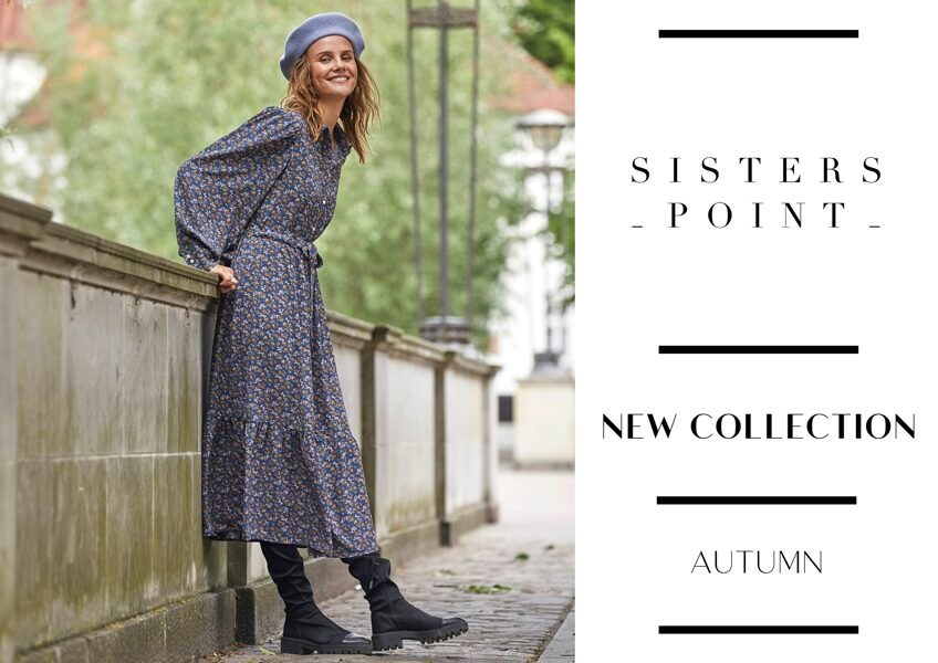 SISTERS POINT COLLECTION - FROM 4,80 EUR / PC