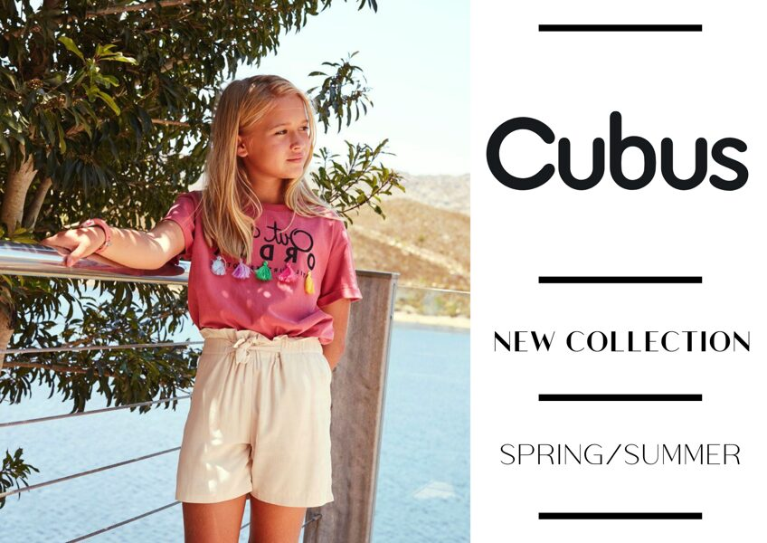 CUBUS KID'S SPRING/SUMMER COLLECTION - FROM 1,90 EUR / PC