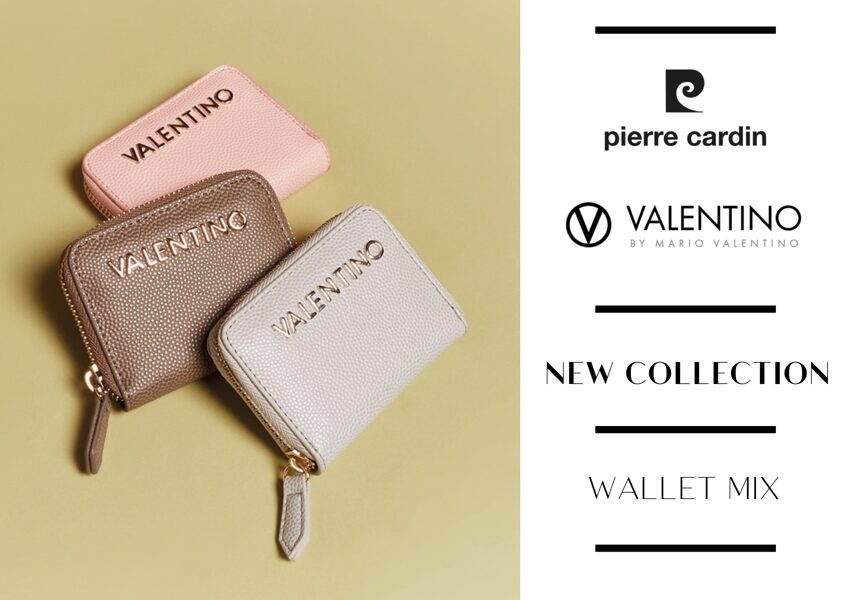 PREMIUM WALLET COLLECTION - FROM 13,10 EUR / PC