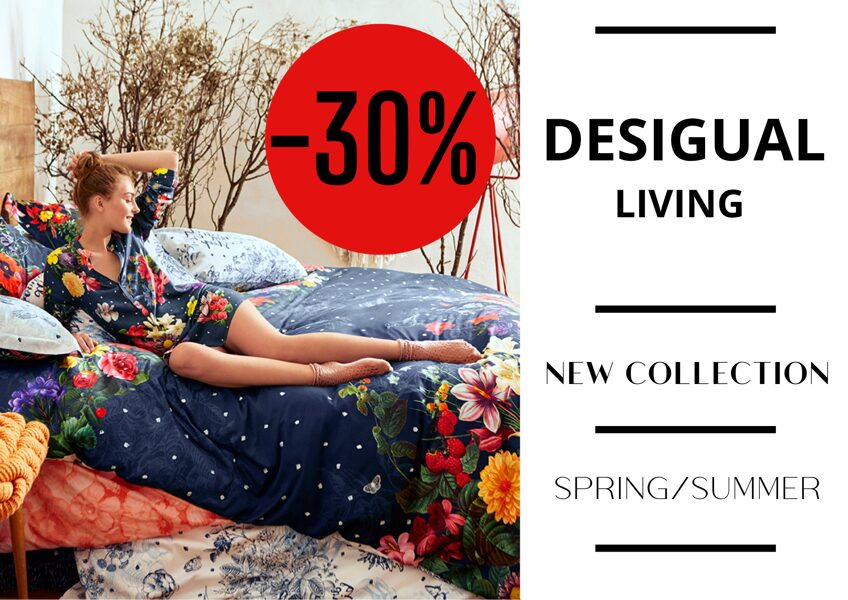 DESIGUAL HOME&LIVING COLLECTION - SPECIAL PRICE