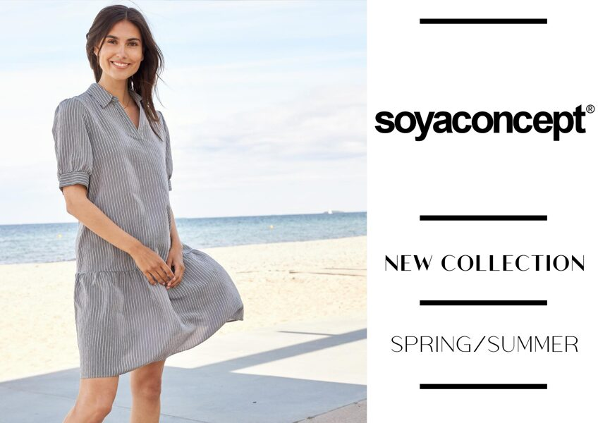 SOYACONCEPT WOMEN'S COLLECTION - FROM 4,70 EUR/PC
