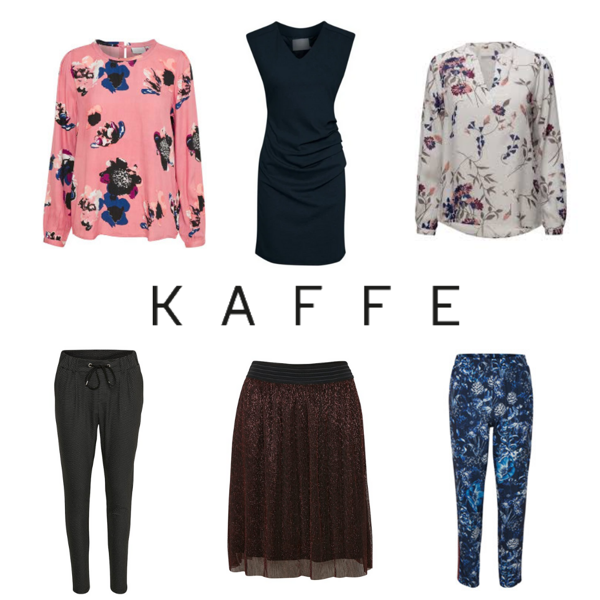 KAFFE WOMEN'S AUTUMN COLLECTION - 4,25 EUR/PC